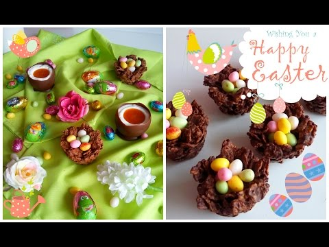 Petits snacks pour Pâques