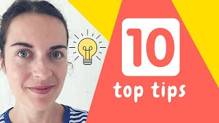 10 Top Tips For Learning A New Foreign Language