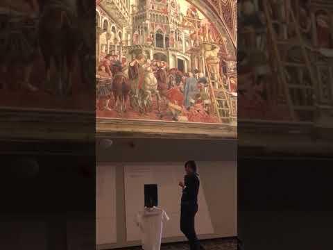 Bernardino, l'avatar robotico che il Comune di Siena