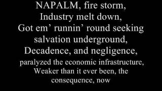 Da Circle ft. Immortal Technique-Napalm Lyrics