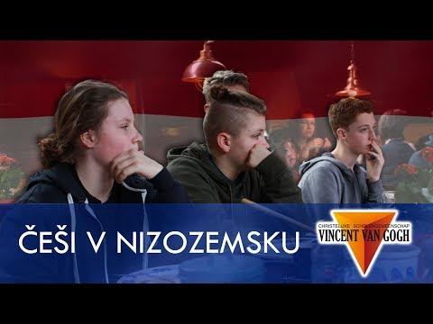 GRONINGEN A MEZINÁRODNÍ SOUTĚŽ / Češi v Nizozemsku #3