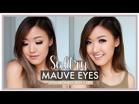 Sultry Mauve Eyes w/ Bronzey Skin | ilikeweylie