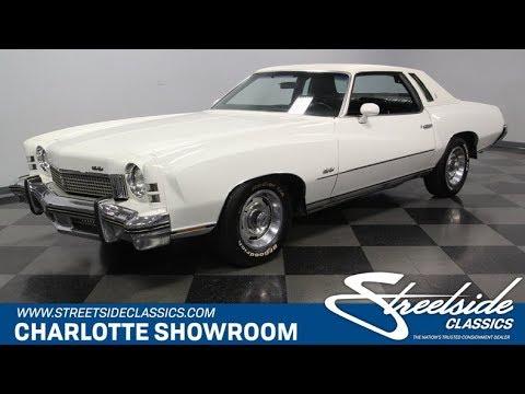 Video of '73 Monte Carlo - OG9D