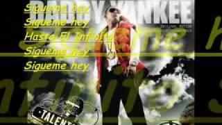 Infinito - Daddy Yankee - Talento De Barrio ( Letra ) El Video Oficial Ziggy Daddy Yankee