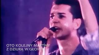 Depeche Mode - Told You So (Tłumaczenie PL)