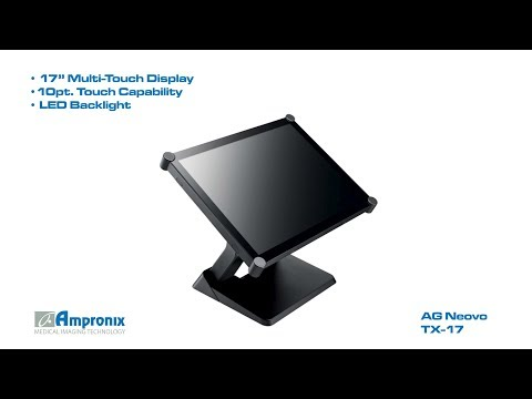 AG Neovo TX-17 Multi-Touch Display Monitor Screen Sales | Service | Repair | Exchange | Replacement