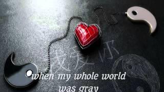 YOU TOOK MY HEART AWAY - (Lyrics)