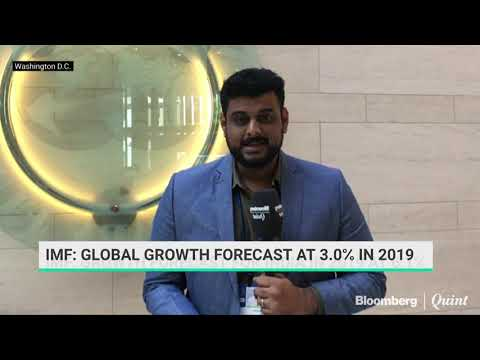 IMF: Growth Forecast For India In 2019 At 6.1%
