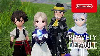 Nintendo Bravely Default II - Launch Trailer - Nintendo Switch anuncio