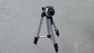 Камера 360° AllWinner v3-sdv. Проба 360°  ( 220 ° угол ) один кадр в секунду