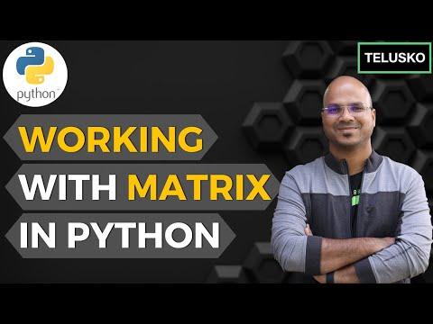 mp4 Python Matrix, download Python Matrix video klip Python Matrix