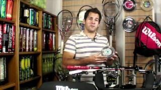 Luxilon Alu Power Fluoro (220m) video