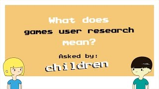 Asked by children