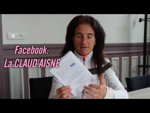 La course La claud'Aisne - Céline Bosc nous en parle