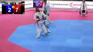 World Para Taekwando Championships - Mat 1