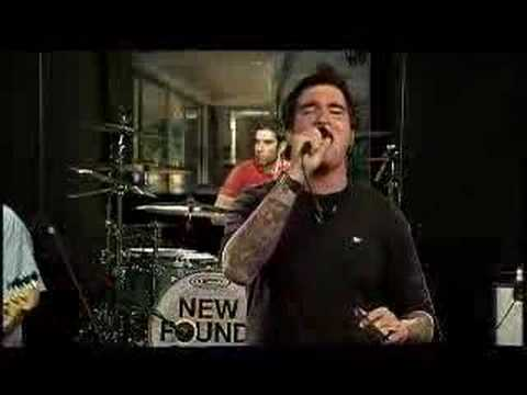 Cry Me A River(Punk Cover)-New Found Glory - Bamelementb