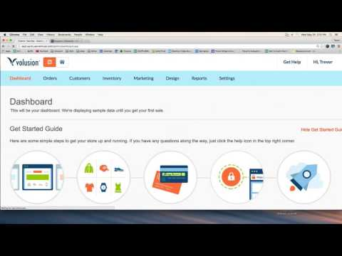 Volusion Training #20: Creating Discount/Coupon Codes for your Website