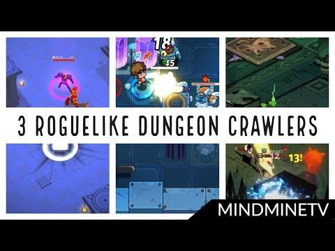 3 Roguelike Dungeon Crawlers | Asura, Metaverse Keeper & Hades | MindMineTV