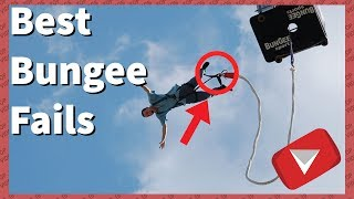 Best Bungee Jumping Fails [Funny] (TOP 10 VIDEOS)