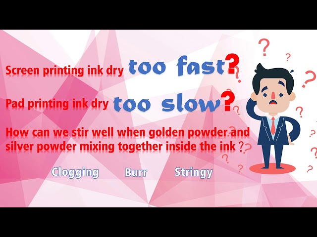 Automatic Ink Matching & Ink Adjusting Mixer