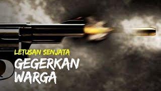 Suara Letusan Senjata Memecah Ketenangan Warga di Bandar Lampung