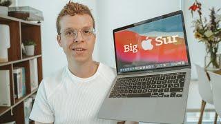 Así Mejora El Mac Con MacOS Big Sur: Las 5 Cosas Más Interesantes