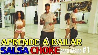 Aprende A Bailar Salsa Choke 2016 - 2017 Parte #1Mick Brigan - Tutorial Salsa Choke