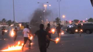 preview picture of video 'العملية الرادعة وردة العيد في سترة 2014\7\28 Bahrain'