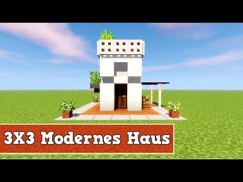 Wie Baut Man Ein Kleines Haus In Minecraft Minecraft Kleines Haus - Minecraft haus bauen german
