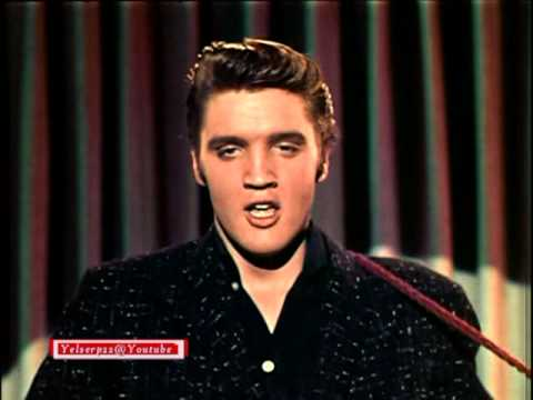 , title : 'Elvis Presley - Blue Suede Shoes 1956 (COLOR and STEREO)'