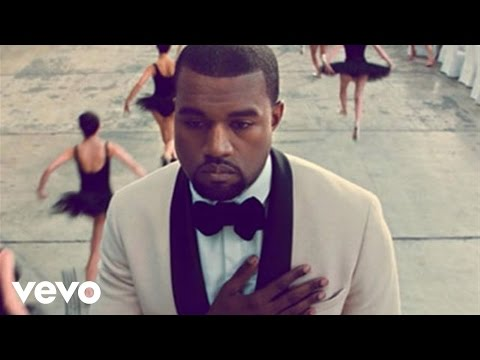 Runaway performed by Kanye West; features Pusha T