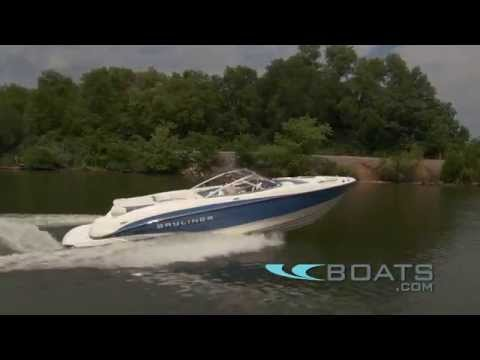 Bayliner 235 Bow Rider Boat Review / Performance Test