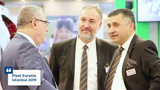 İMS Polymers, Plast Eurasia İstanbul 2019