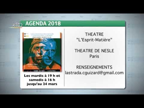 Agenda du 26 février 2018