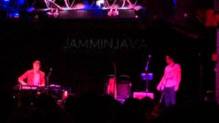 10/11/13 - Jon McLaughlin - Promising Promises @ Jammin' Java (incredible piano solo!)