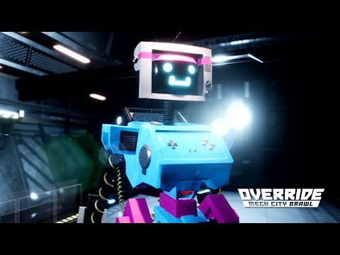 OVERRIDE - Features Trailer thumbnail