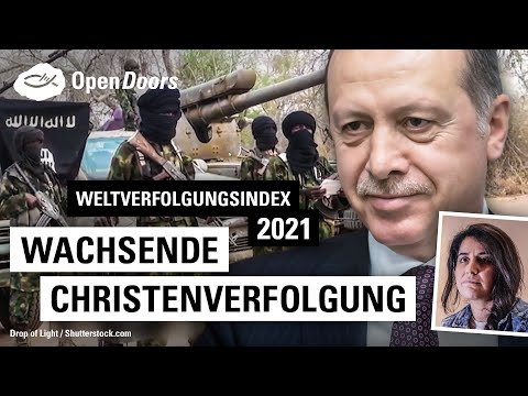 "Videoclip ""Open Doors: Christenverfolgung nimmt zu"""