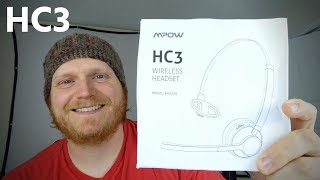 Mpow HC3 Headset Review and Microphone Test