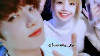 Lizkook Fly With The Wind Jungkook x Lisa (BTS&BLACKPINK)