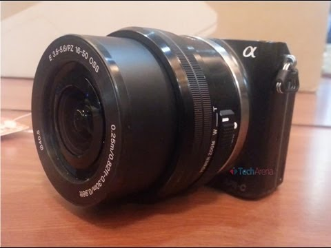 Sony NEX-3NL DSLR Camera Video Review