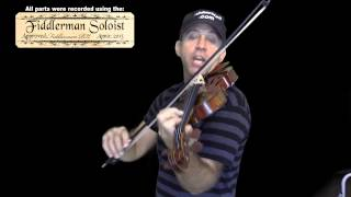 Section 7 - Fiddlerman Pachelbel Canon Project