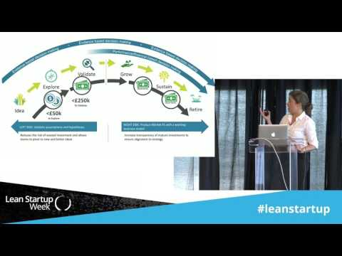 Sonja Kresojevic, Tips for Applying Lean Startup in a Large ...