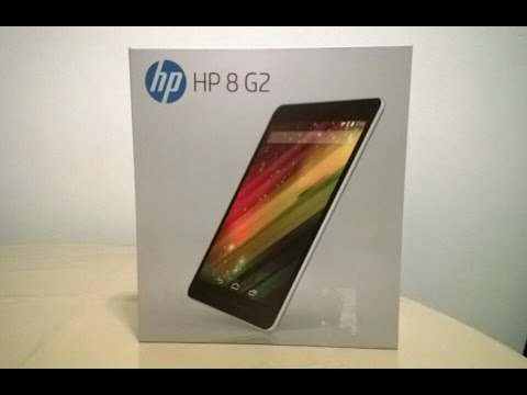 android tablet hp 8 g2 revision por Daniel