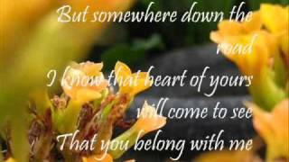 Nina - Somewhere Down The Road lyrics