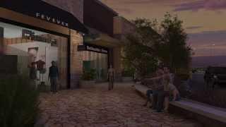 preview picture of video 'Mall Open Plaza Ovalle de Rentas Falabella - 3D Desarrollado por Grupo VOXEL'