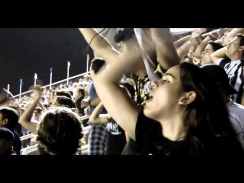 """""""CEARÁ 3 X 2 CORITIBA - 25/09/2011 - 3º GOL COM O SETOR ALVINEGRO !"""" Barra: Setor Alvinegro • Club: Ceará"""