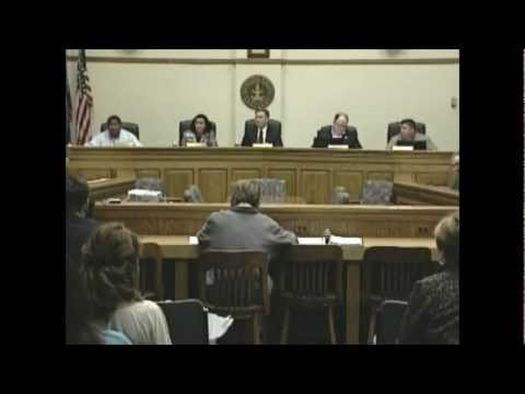3/6/12 Board of Commissioners Regular Session