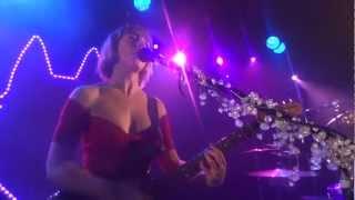 The Joy Formidable - Cradle - Live @ La Maroquinerie - 12-02-2013