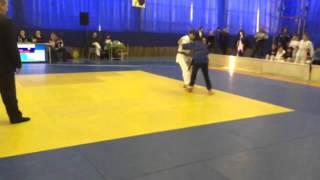 Judo Vine Kaben Dias Kaz PVL#1