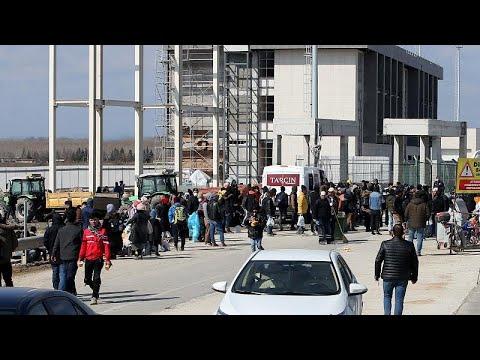 Μεταναστευτική κρίση: Έκτακτη σύγκληση ΚΥΣΕΑ και αίτημα στην Ε.Ε.…